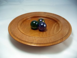 A Charming Collection Plate