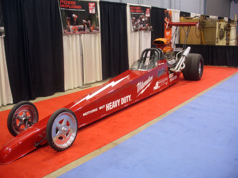 Milwaukee Dragster