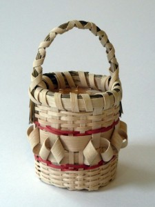 Basket  Making With Ursula Johnson