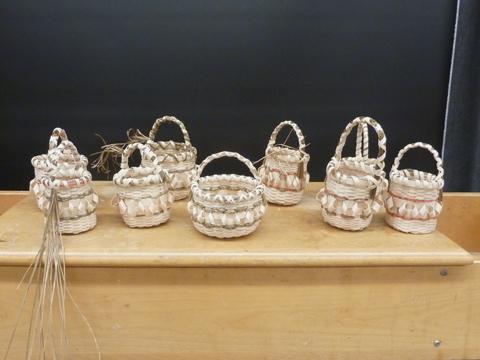 Mic Mac Baskets