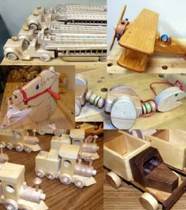 Woodworking In Toyland