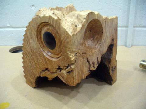 Woodturning by John Macnab