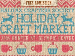Crafters 2013 Christmas Market