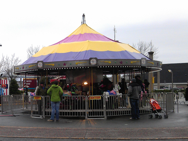 dartmouth carousel