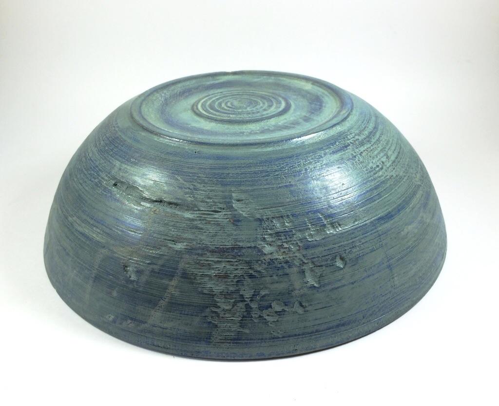 wild texture wooden bowl