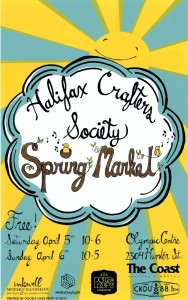 Halifax Crafters Spring Market