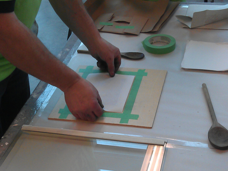 NSCAD print making