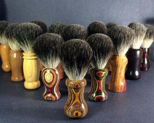 Brushing Up On Shaving