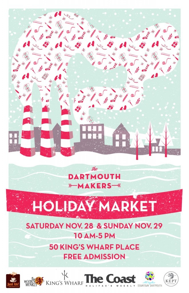 dartmouth makers holiday market