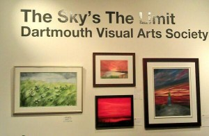 The Sky's The Limit Gallery Opening