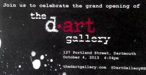 The D-Art Gallery Opens!