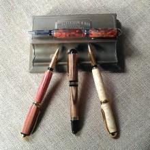 A Few Wooden Pens