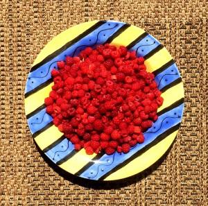 Very Berry Raspberries