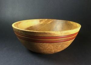 Paprika Harvest Maple Bowl