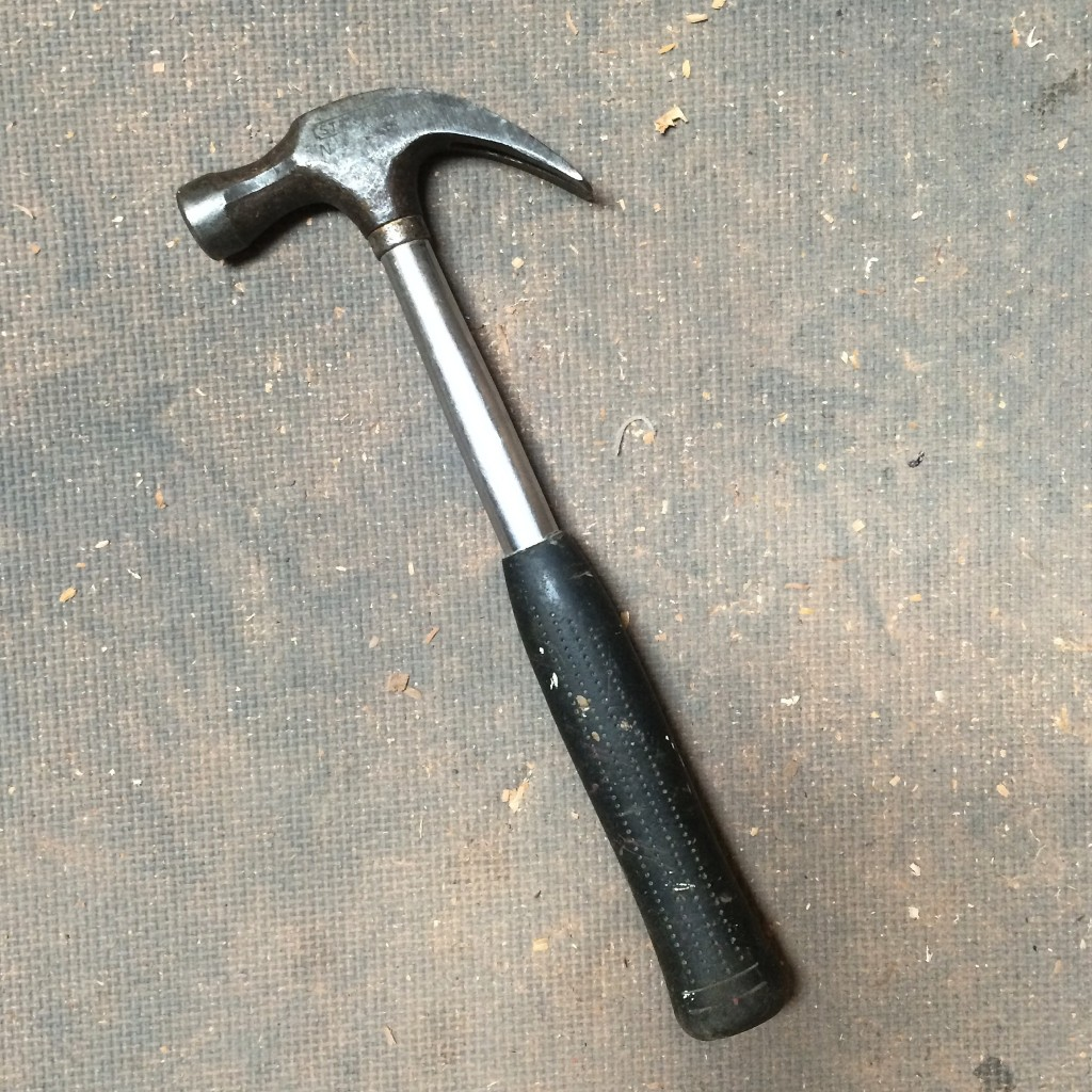 A hammer from Dad