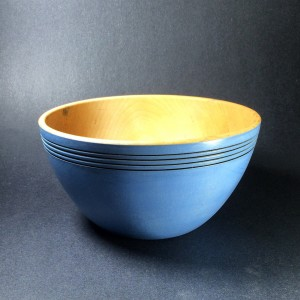 Birch Bowl Blue