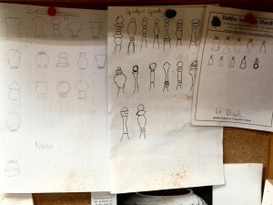 Inspirational Drawings